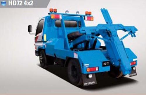 Xe cứu hộ Hyundai HD72