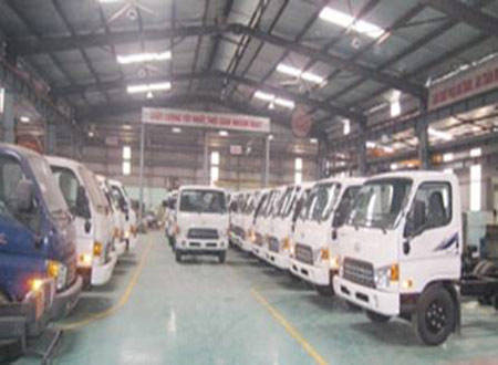 Nhà máy ô tô chuyên dùng Khang Minh