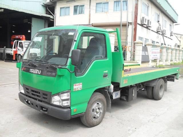 Xe cẩu chuyên dùng Mhang Minh Isuzu