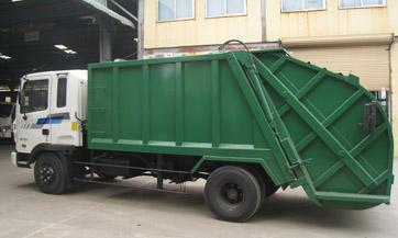 Xe chở rác Hyundai HD120