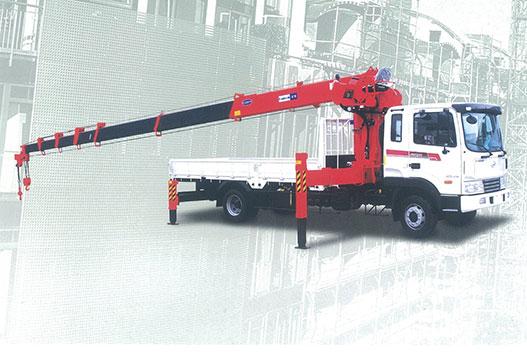 Xe tải gắn cẩu Kanglim KS2057H