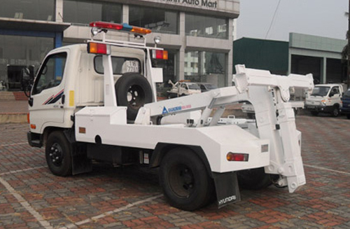 Xe cứu hộ HD65