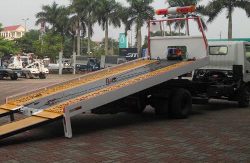 Xe kéo chở xe Khang Minh XZU 720L