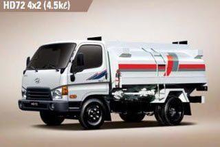 Xe bồn chứa xăng