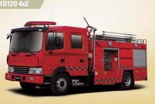 Xe cứu hỏa Khang Minh