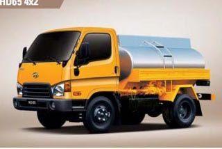 Xe bồn chứa nước
