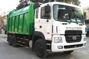 Xe ép chở rác Khang Minh