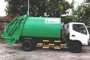 Xe ép chở rác Khang Minh km-cer6