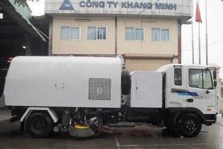 Xe quét đường Khang Minh HD120