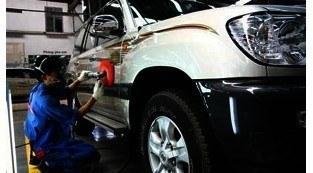 Bảo dưỡng và sửa chữa xe