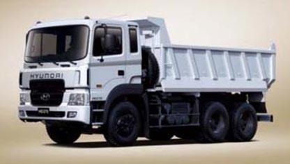 Xe tải tự đổ HD270 - 10m3