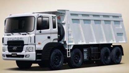 Xe tải tự đổ HD370 - 20m3